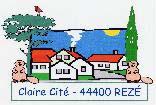 Logo Claire Cité Rezé